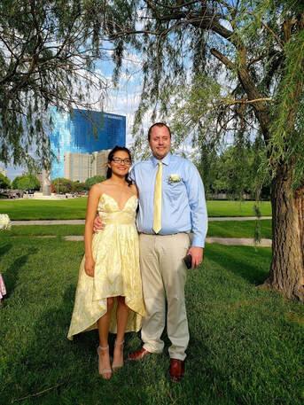 Elope in Indiana - but the willow trees in White River State Park by Celebration Plaza. Marry Me In Indy! LLC