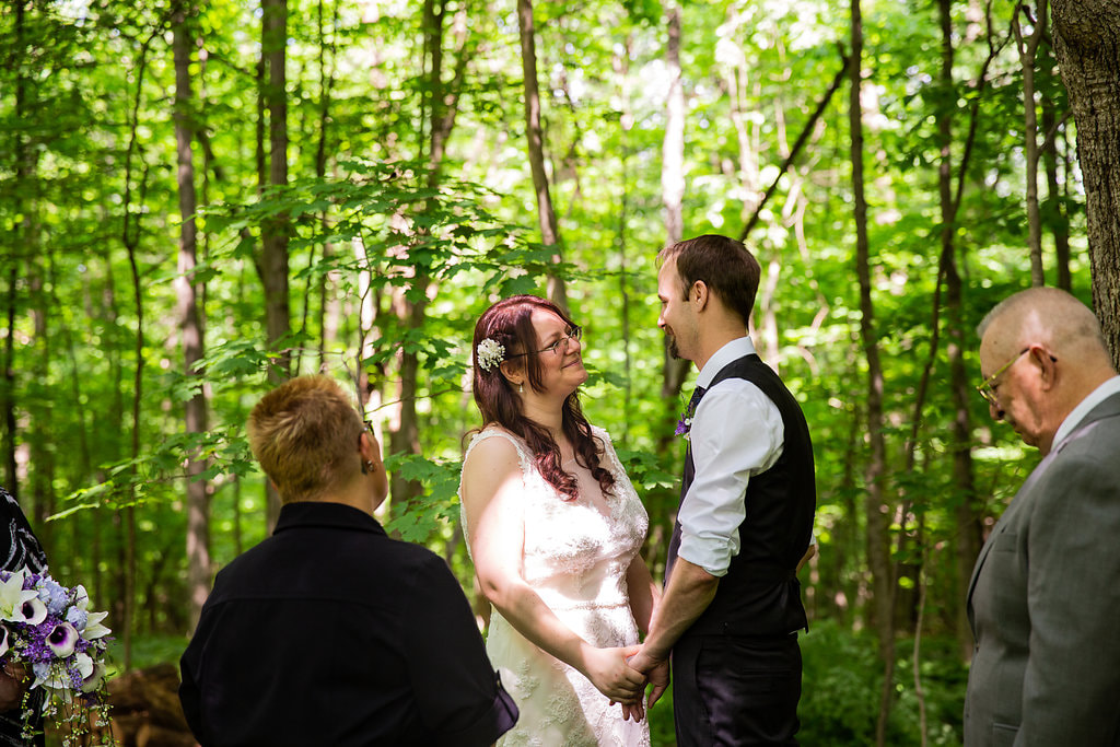 Elope in Indiana, Marry Me In Indy! LLC Indianapolis Wedding Officiant Services